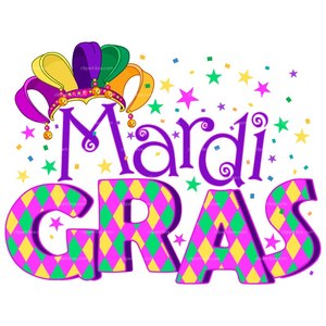 Clipart fat tuesday png free stock Happy Fat Tuesday Clipart | Free Images at Clker.com - vector clip ... png free stock