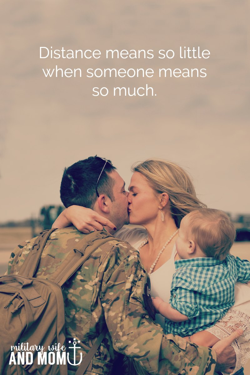 Clipart father and son seperating for army clip royalty free stock 21 Best Deployment Quotes for Military Spouses and Significant Others clip royalty free stock