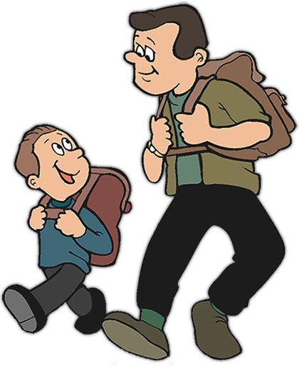 Clipart father and son image download 62+ Father And Son Clipart | ClipartLook image download