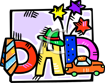 Father s clip art. Clipart fathers day clipart