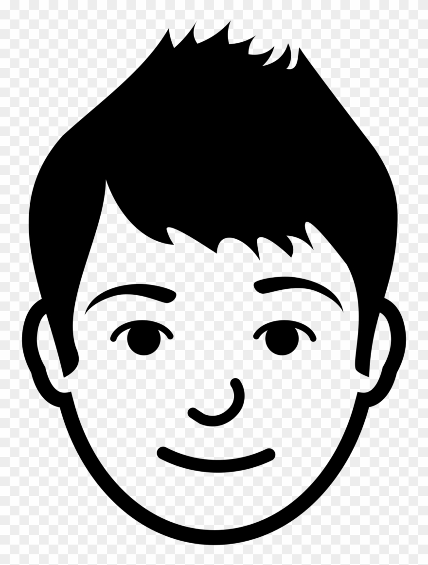 Clipart fave clip art library Brother Face Clipart Black And White - Brother Clipart Black And ... clip art library
