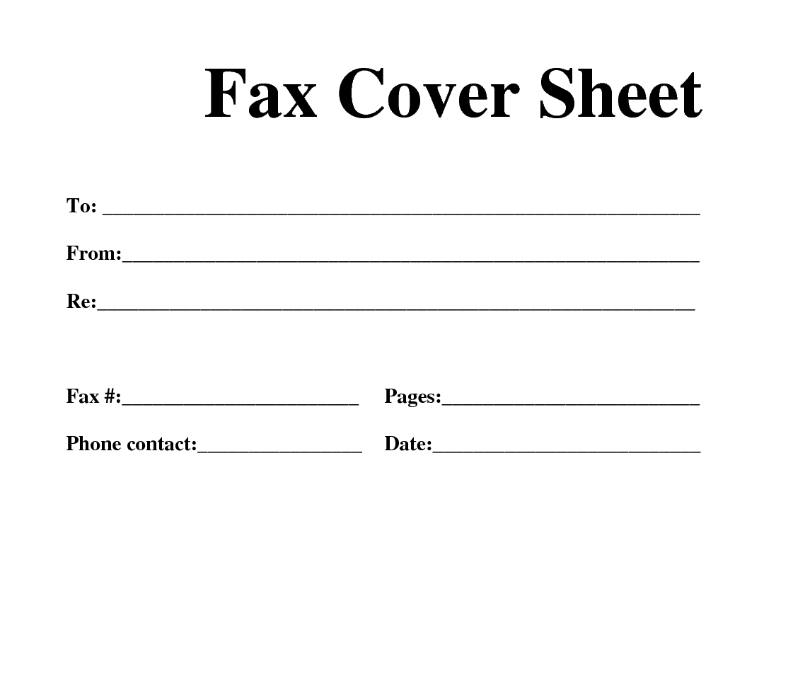 Clipart fax cover sheet picture royalty free library Fax Cover Sheet Print. PDF Download Free Printable Fax Cover ... picture royalty free library