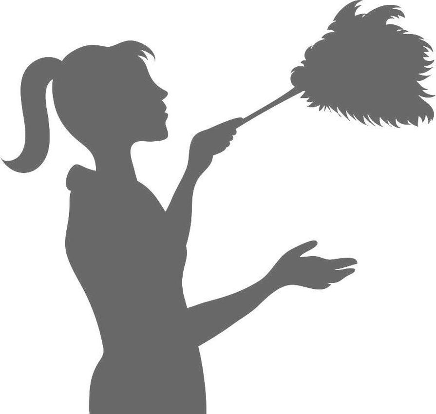 Clipart feather duster picture freeuse library Feather Duster Clipart - Clip Art Library picture freeuse library
