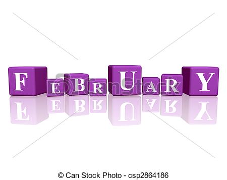 Clipart february banner download February Stock Illustrations. 60,781 February clip art images and ... banner download
