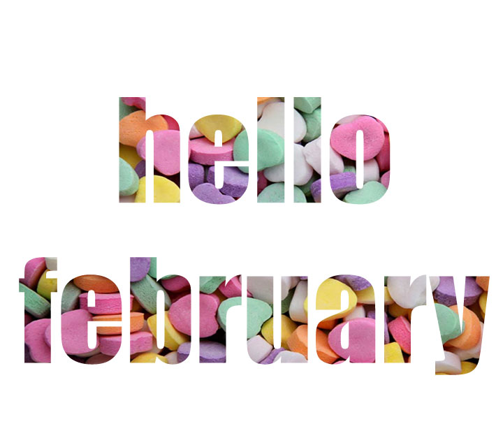 Clipart february clip library library Hello february clipart - ClipartFest clip library library