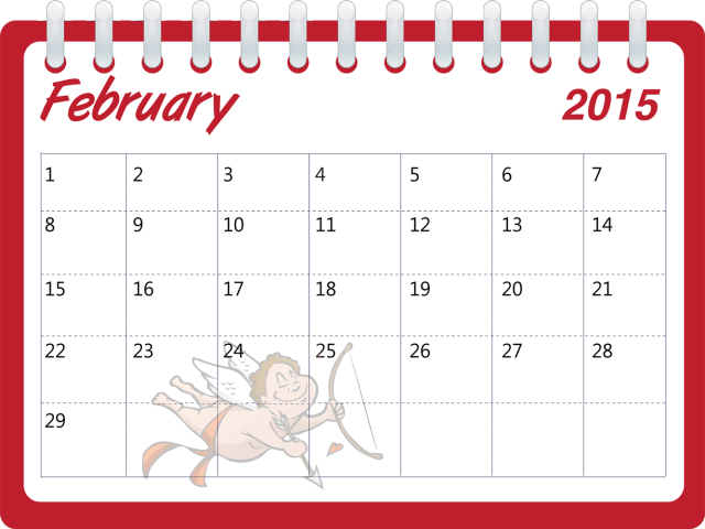 Clipart february calendar picture library Free February Cliparts, Download Free Clip Art, Free Clip Art on ... picture library