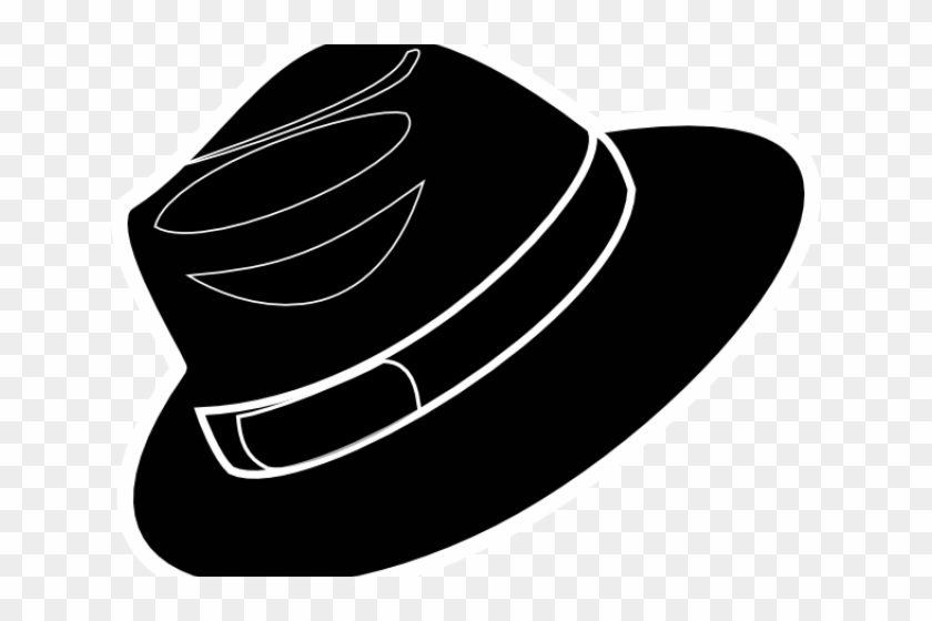 Clipart fedora hat graphic free library Clipart Fedora, HD Png Download - 640x480(#3929880) - PngFind graphic free library