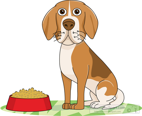 Clipart feed the dog. Clipartfest from