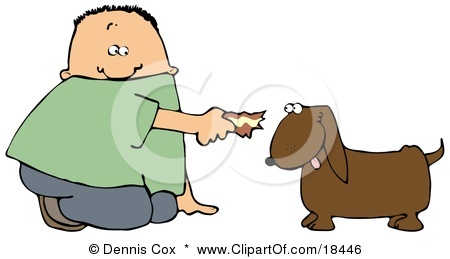 Clipart feeding the dog clipart transparent download Go Back Pics For To Feed The Dog #AwwezE - Clipart Kid clipart transparent download