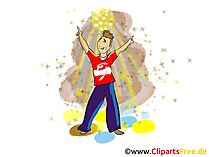 Clipart feiern kostenlos clip art freeuse stock Party Bilder, Cliparts, Cartoons, Grafiken, Illustrationen, Gifs ... clip art freeuse stock
