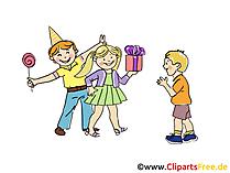 Clipart feiern kostenlos clipart royalty free library Party Bilder, Cliparts, Cartoons, Grafiken, Illustrationen, Gifs ... clipart royalty free library