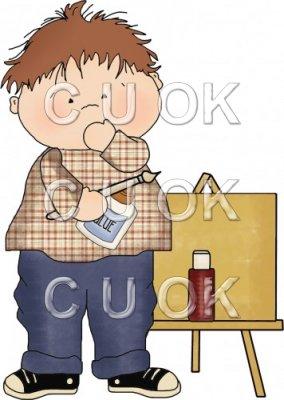 Clipart fellas svg free download Little School Fellas 6 - £0.17 : Commercial Use Clip Art svg free download