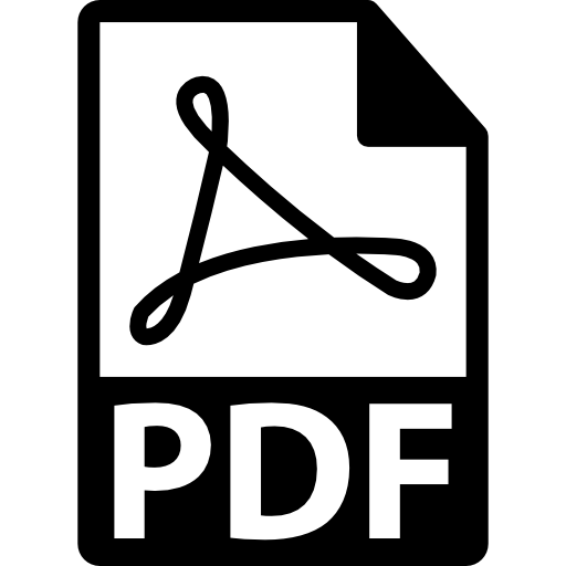 Clipart file format pdf clipart free library Pdf file format symbol Icons | Free Download clipart free library