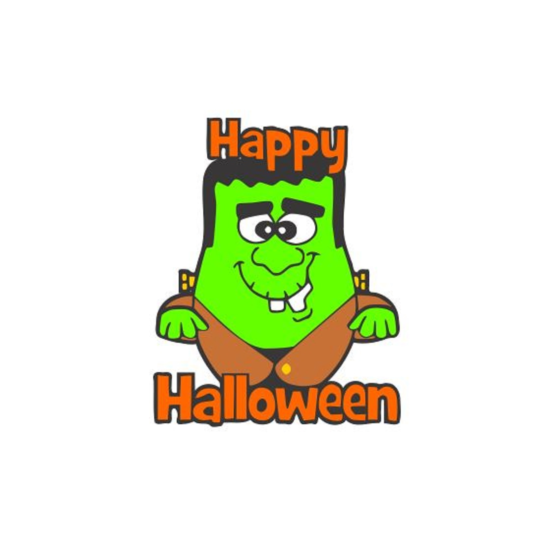 Clipart files for cricut picture download Happy Halloween svg, Frankenstein svg, cutting file svg, Halloween Cricut  SVG, Halloween Clipart svg, Fall svg, Cricut design studio svg picture download