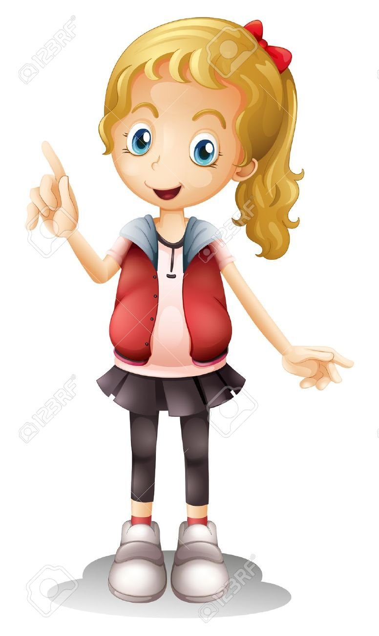 Clipart fille image library Une fille clipart 3 » Clipart Portal image library