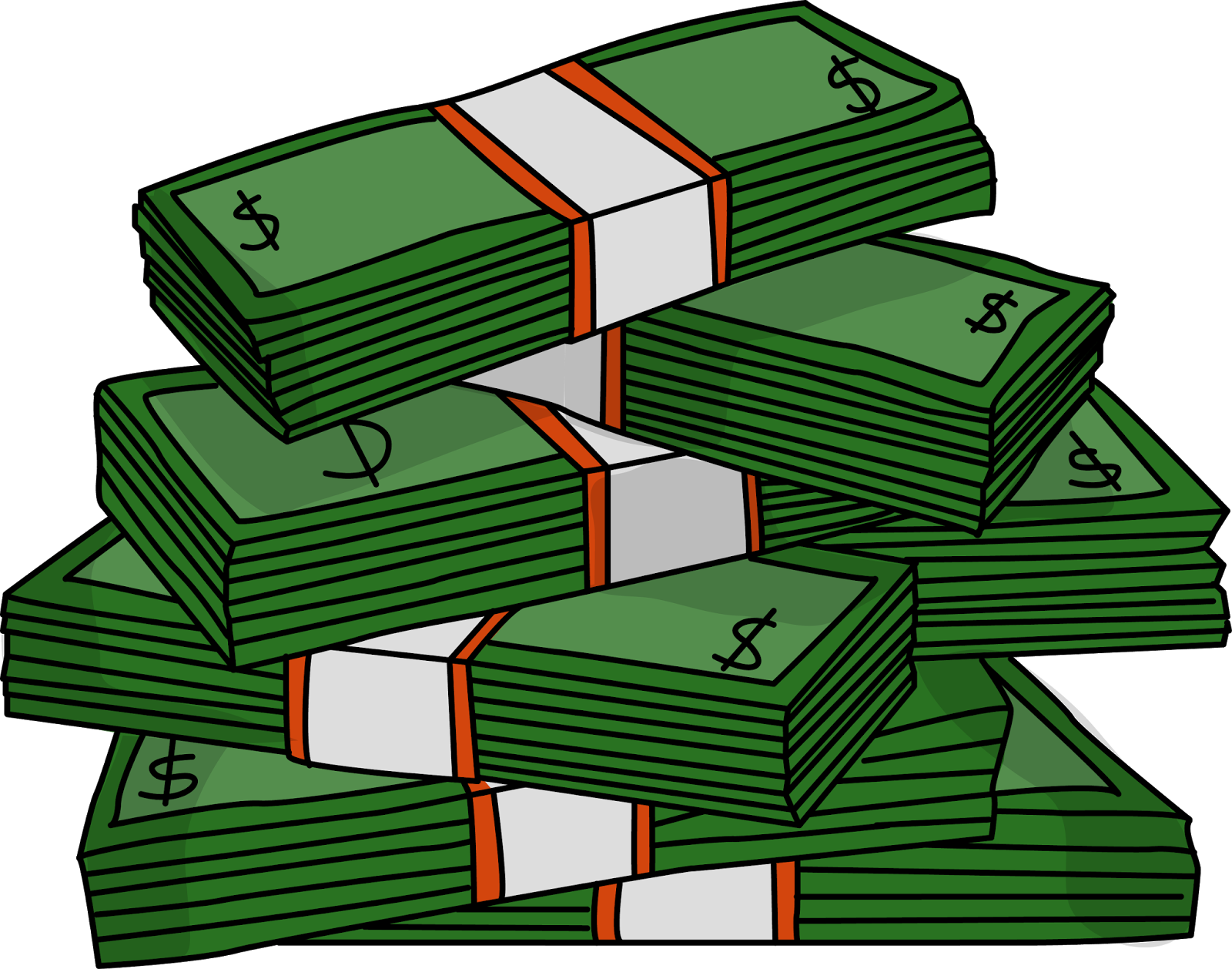 Money factory clipart