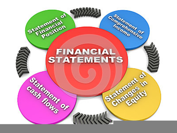 Clipart financial reports banner black and white Financial Statements Clipart   Free Images at Clker.com - vector ... banner black and white