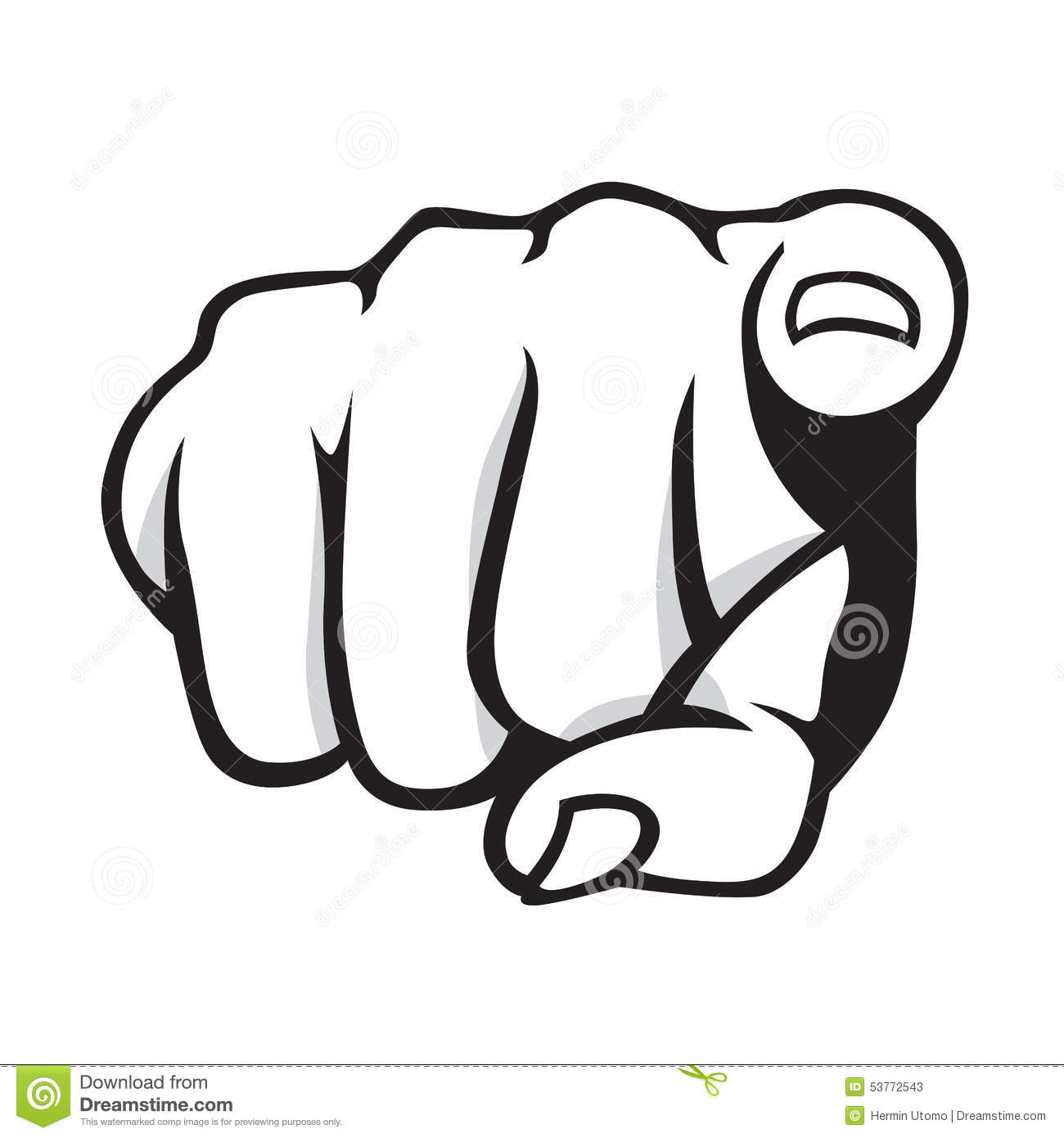 Clipart finger pointing at you graphic transparent library Clipart finger pointing at you 1 » Clipart Station graphic transparent library