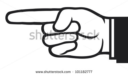Clipart finger pointing left clipart royalty free download Left Pointer Finger Clipart - Clipart Kid clipart royalty free download