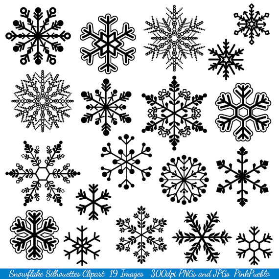 Clipart fiocco di neve graphic transparent library Fiocco di neve Clipart Clip Art, fiocco di neve sagoma Clip Art ... graphic transparent library