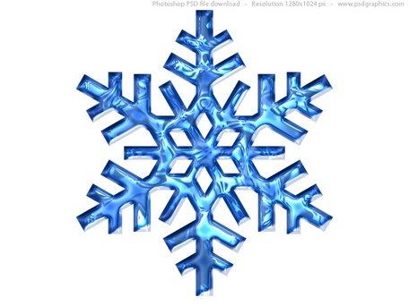 Clipart fiocco di neve image library library Clip art e grafiche vettoriali gratuite di Icona blu fiocco di neve ... image library library