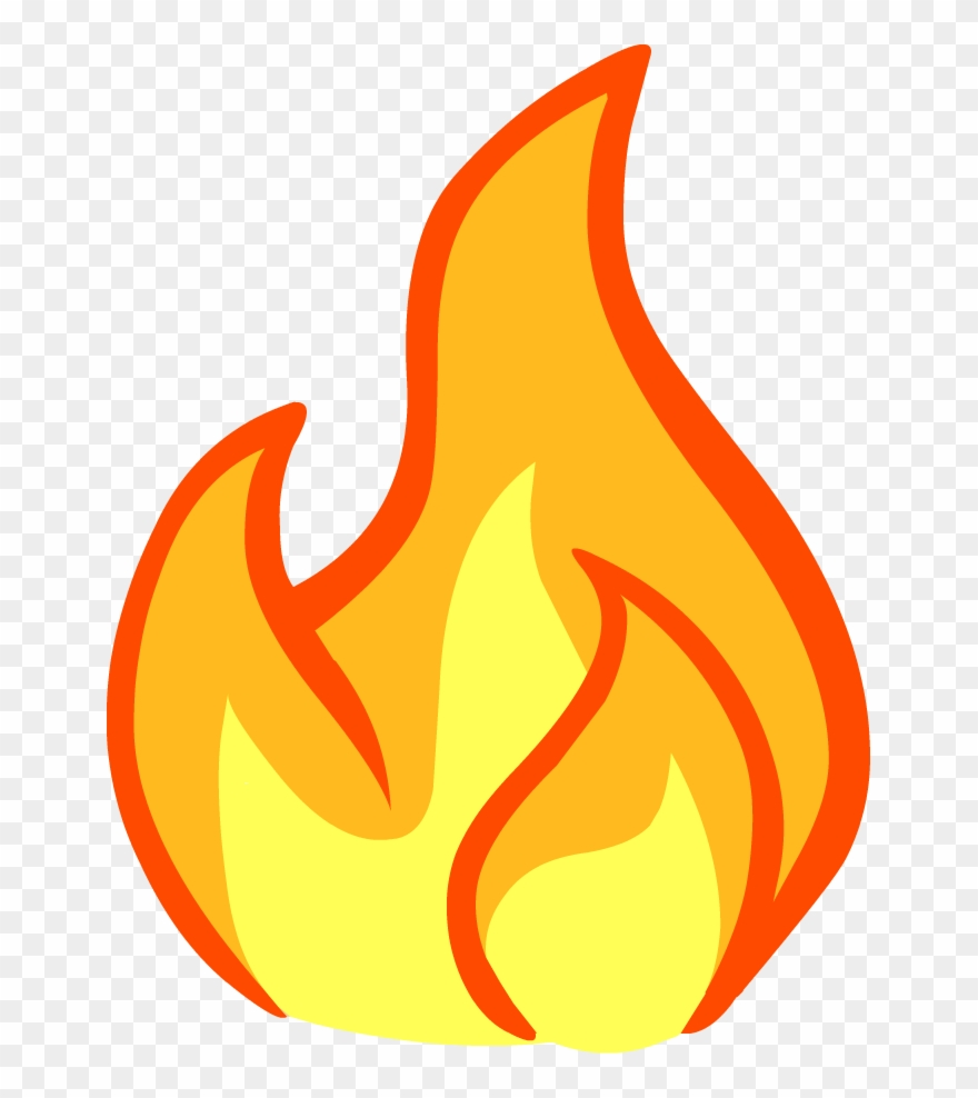 Clipart fire picture freeuse Flames Clipart Paper - Fire Clipart - Png Download (#1442233 ... picture freeuse