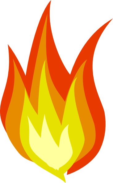 Clipart fire vector freeuse Clip art on fire clipart image - Cliparting.com vector freeuse