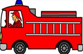 Clipart fire engine clipart freeuse library Free Fire Truck Cliparts, Download Free Clip Art, Free Clip Art on ... clipart freeuse library