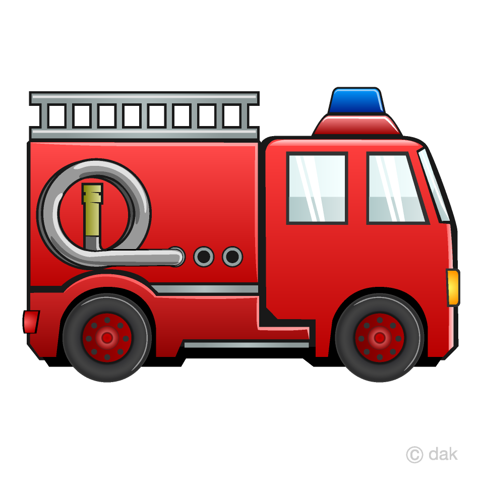 Clipart fire engine clip art royalty free Fire Engine Clipart Free Picture|Illustoon clip art royalty free