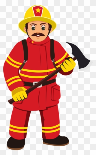Clipart firman clipart free stock Free PNG Fireman Clip Art Download PinClipart Remarkable Clipart ... clipart free stock