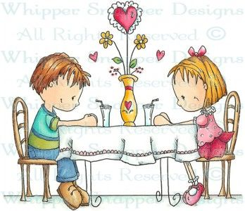 Clipart first date vector stock First Date - Love Images - Love - Rubber Stamps - Shop | **Art ... vector stock