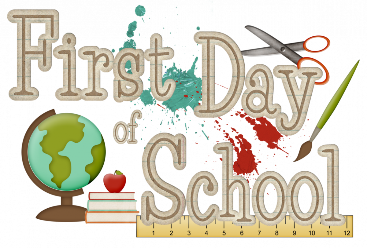 First day of school clipart clipart free stock FIRST DAY OF HIGH SCHOOL – Tuesday, September 4, 2018 – St ... clipart free stock