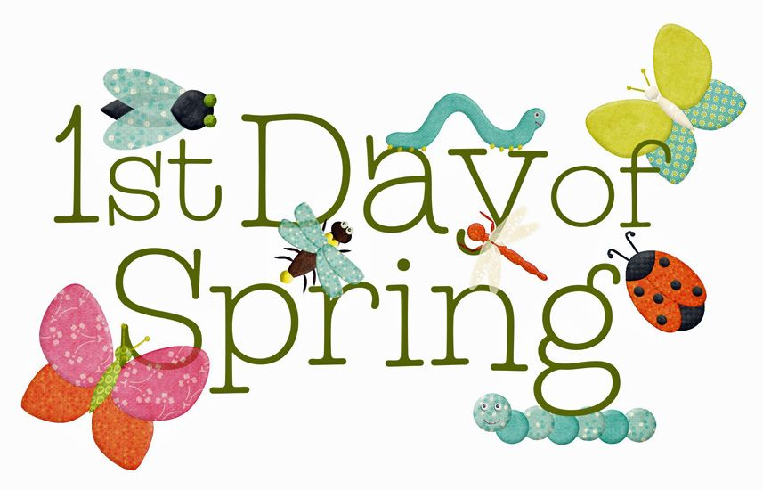 Clipart first day of spring clip art library Pin by Lamar Raker on Clipart   First day of spring, First day of ... clip art library