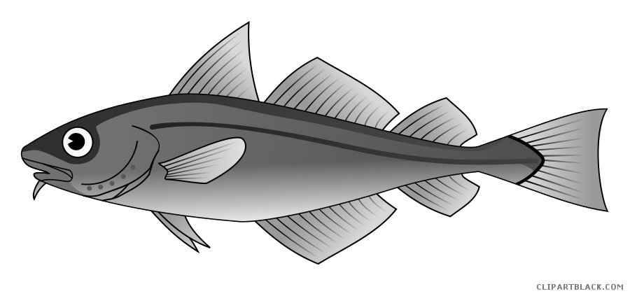Cod fish clipart royalty free Cod Fish Clipart - ClipartBlack.com royalty free
