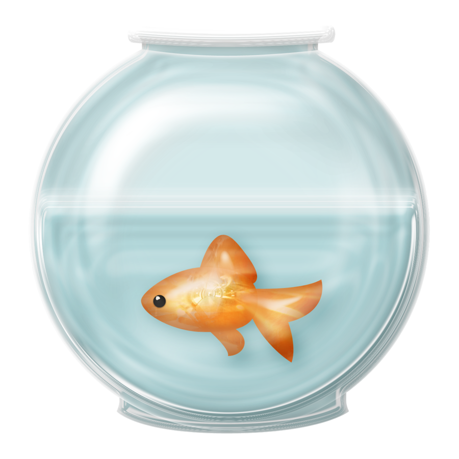 Fish bowl clipart image free library 28+ Collection of Fish Bowl Clipart Free | High quality, free ... image free library