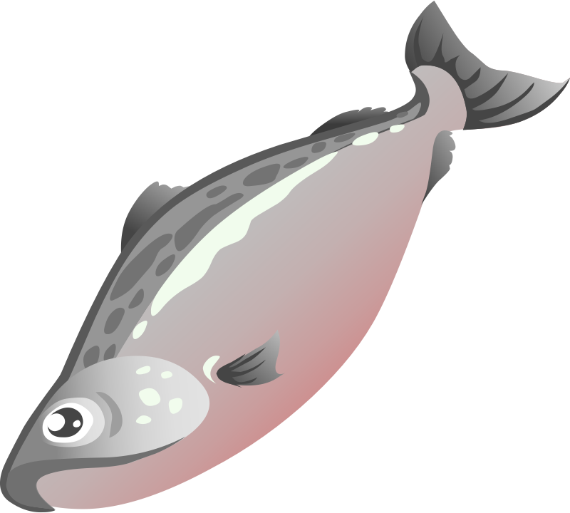 Fish cooked clipart.  collection of png