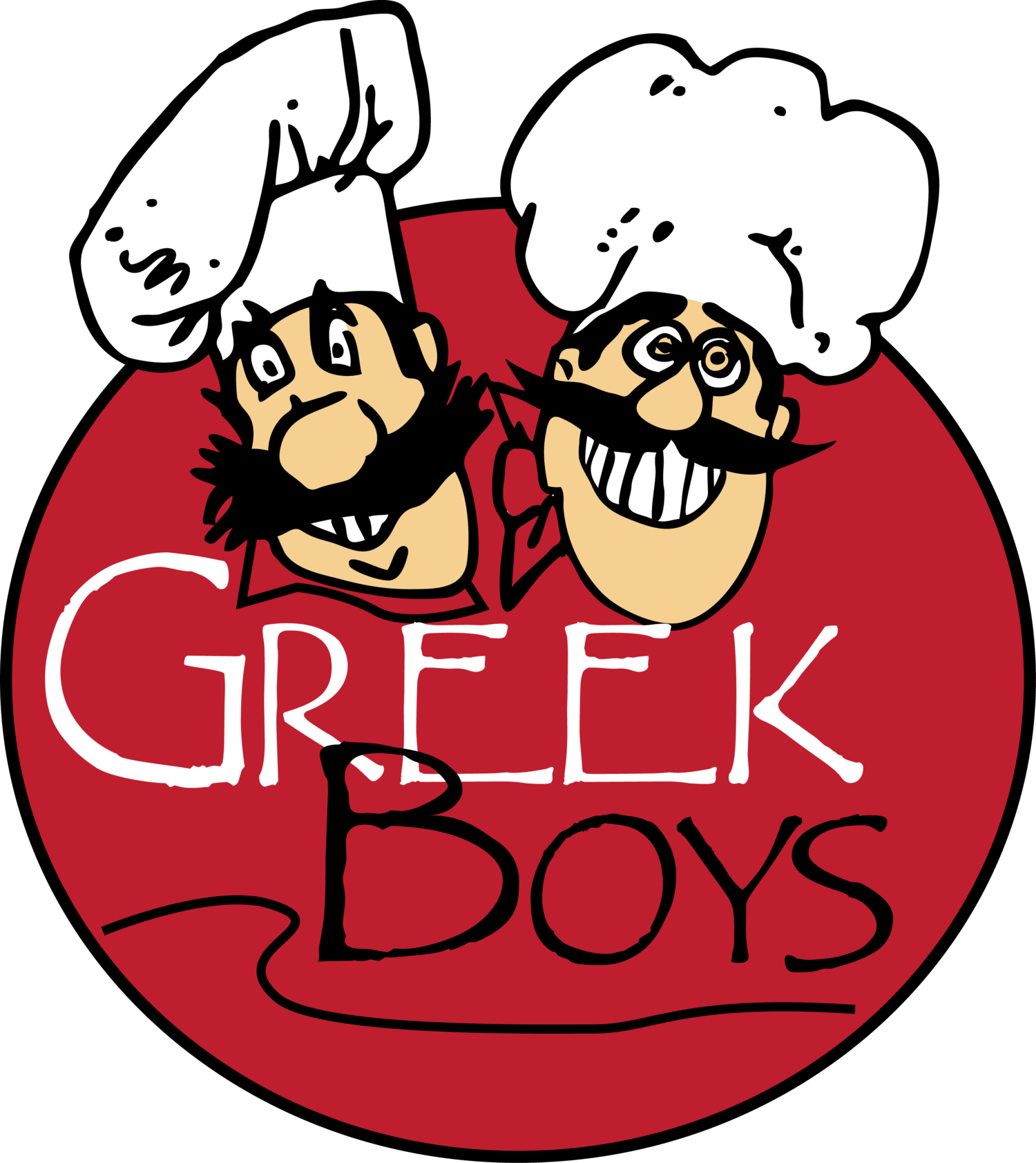 Clipart fish or steak vector freeuse stock Greek Boys vector freeuse stock