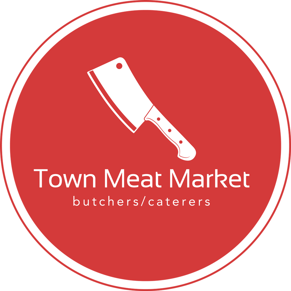 Clipart fish or steak graphic free Town Meat Market graphic free
