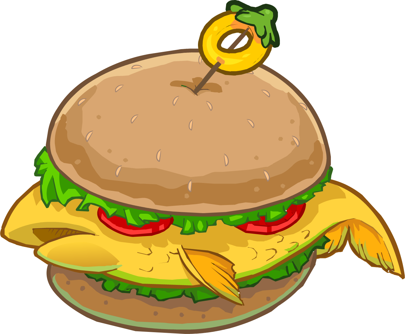 Fish sandwich clipart jpg black and white download Burger clipart fish FREE for download on rpelm jpg black and white download