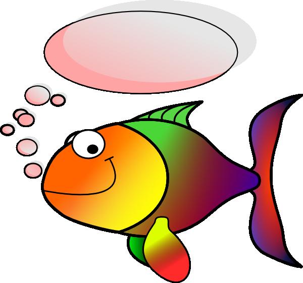 Large fish clipart clip art free Talking Fish Clip Art at Clker.com - vector clip art online, royalty ... clip art free