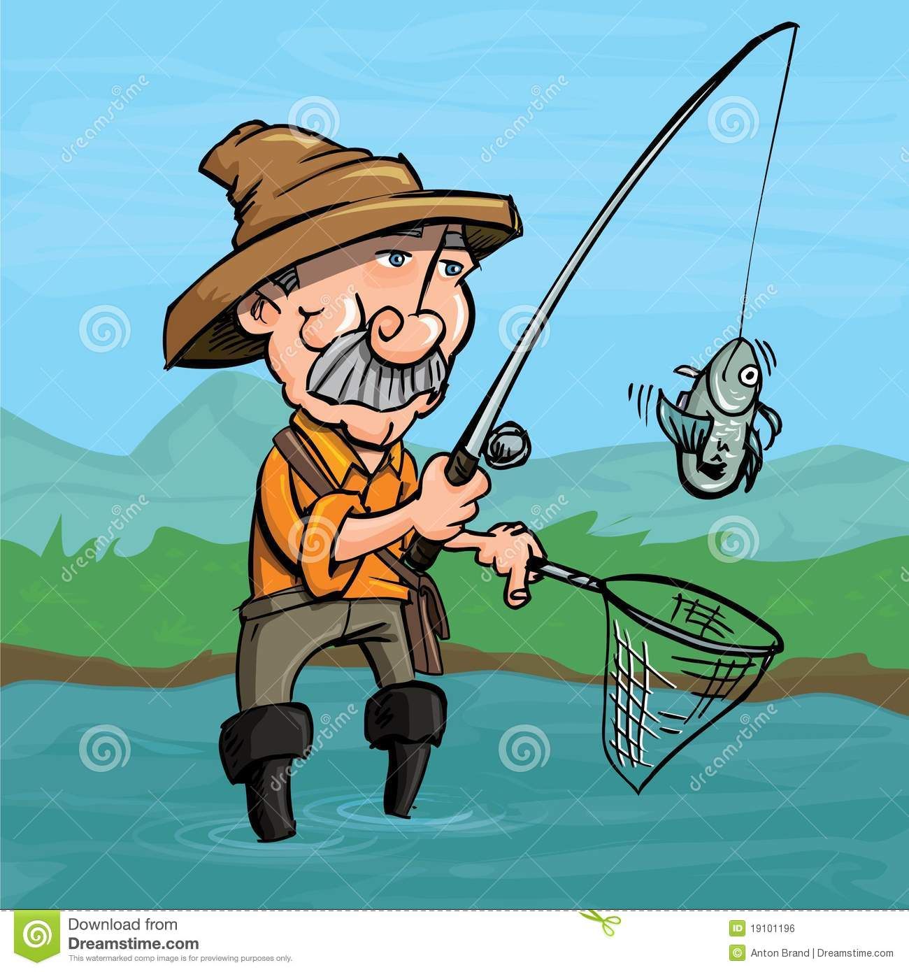 Clipart fisherman and his wife cast jpg transparent Pictures Of A Fisherman Group with 65+ items jpg transparent