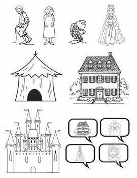 Clipart fisherman and his wife cast vector free The Fisherman And His Wife Worksheets & Teaching Resources   TpT vector free