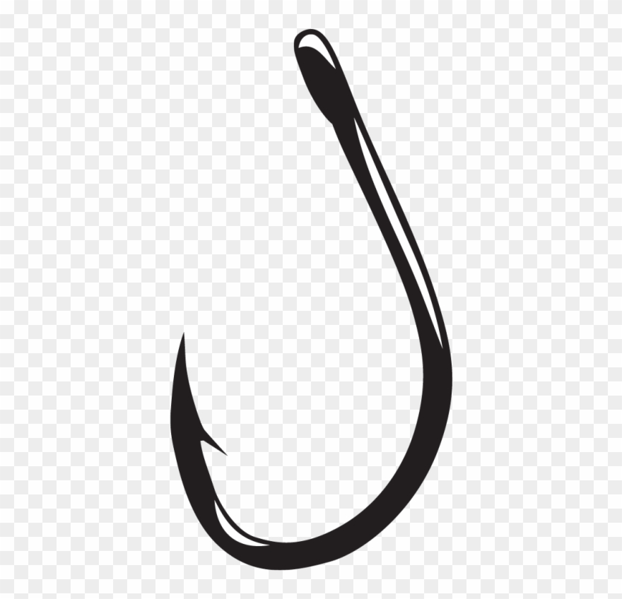 Fishing hook clipart free png royalty free Fish Png Images Free Download - J Fishing Hook Clipart (#1131289 ... png royalty free