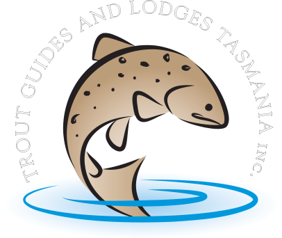 Clipart fishing lodges banner transparent library Trout Guides and Lodges Tasmania – Discover Trout fishing in Tasmania banner transparent library