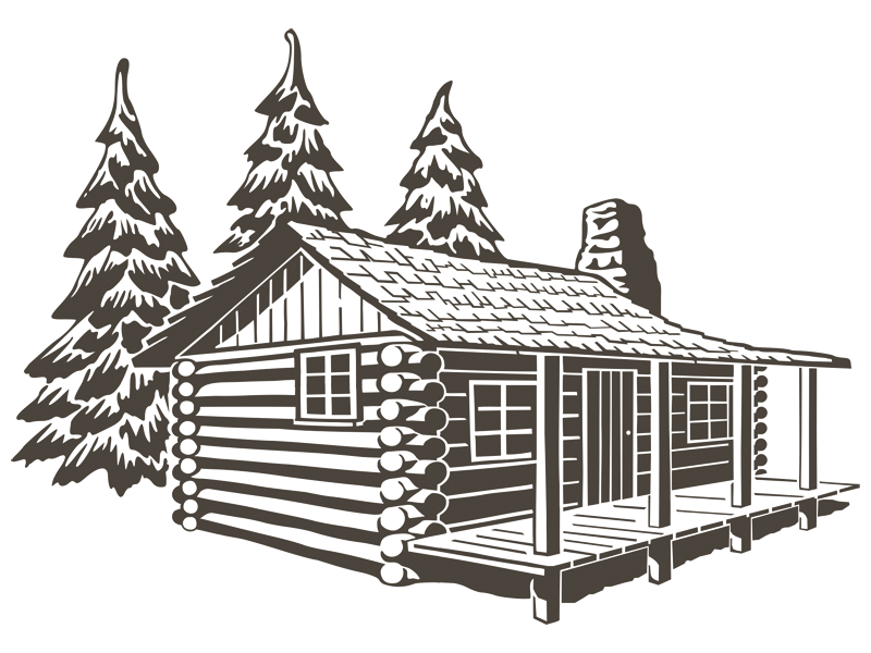 Clipart fishing lodges svg library download Minnesota Cabin Rentals and Lake Resorts | RentMinnesotaCabins.com svg library download