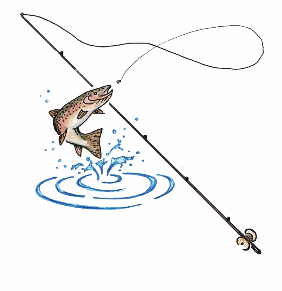 Clipart fishingpole clipart transparent Fishing Pole Clipart Fishing Tool - Fishing Rod And Fish Free PNG ... clipart transparent