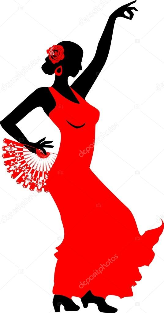 Flamenco clipart. Dance station