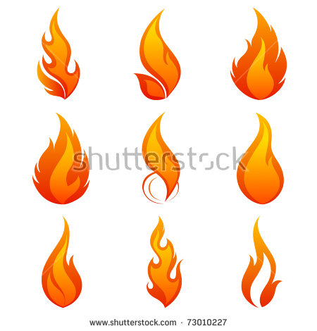 Clipart flaming letters picture library download Vector flame free vector download (1,141 Free vector) for ... picture library download