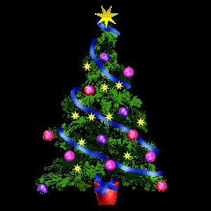 Clipart flashing christmas tree graphic free download Blinking Christmas Tree Clipart - Clipart Kid graphic free download