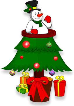 Clipart flashing christmas tree image library download Animated Christmas Trees - Christmas Tree Clip Art image library download